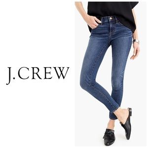 J Crew Toothpick Ankle Jeans 👖